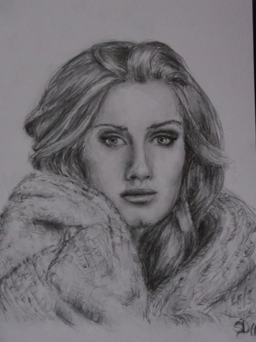 Adele by svenni
